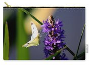 Butterfly - Cabbage White Carry-all Pouch
