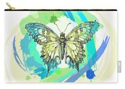 Butterfly Circles-jp2377 Carry-all Pouch