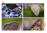 Butterfly Collage  Carry-all Pouch