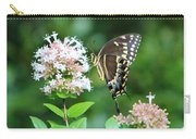 Butterfly Dining  Carry-all Pouch