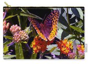 Butterfly Don't Fly Away Carry-all Pouch