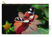 Butterfly Dont Fly Away Carry-all Pouch