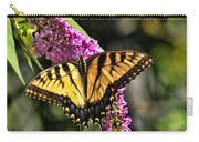 Butterfly - Eastern Tiger Swallowtail Carry-all Pouch