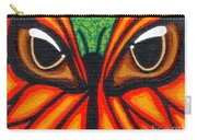 Butterfly Eyes Carry-all Pouch