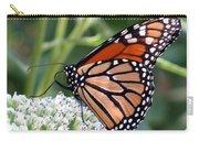 Butterfly Garden - Monarchs 07 Carry-all Pouch
