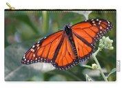 Butterfly Garden - Monarchs 10 Carry-all Pouch