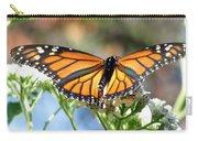 Butterfly Garden - Monarchs 13 Carry-all Pouch