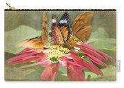 Butterfly Gathering Carry-all Pouch