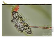 Butterfly Haiku Carry-all Pouch