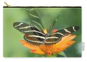 Butterfly In Motion #1967 Carry-all Pouch