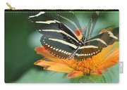 Butterfly In Motion #1968 Carry-all Pouch
