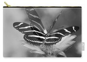 Butterfly In Motion Carry-all Pouch