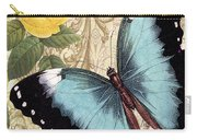 Butterfly Kisses-a Carry-all Pouch