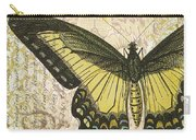 Butterfly Kisses-c Carry-all Pouch