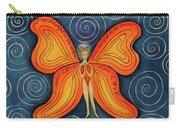 Butterfly Mantra Carry-all Pouch