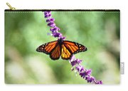 Butterfly - Monarch Carry-all Pouch