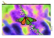 Butterfly - Monarch - Photopower 1551 Carry-all Pouch