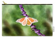 Butterfly - Monarch - Photopower 319 Carry-all Pouch