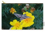 Butterfly Moth Carry-all Pouch