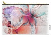 Butterfly Note Carry-all Pouch