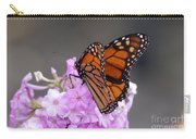 Butterfly On Phlox Carry-all Pouch