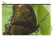 Butterfly Resting Carry-all Pouch