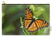Butterfly Scene Carry-all Pouch