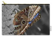 Butterfly Spot Color 1 Carry-all Pouch