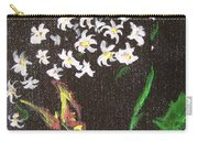 Butterfly Sprig Carry-all Pouch