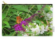 Butterfly Surprise Carry-all Pouch