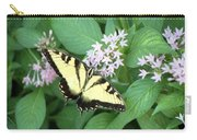 Butterfly - Swallowtail Carry-all Pouch