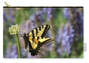 Butterfly Thoughts Carry-all Pouch