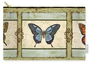 Butterfly Trio-3 Carry-all Pouch