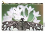 Butterfly View Carry-all Pouch