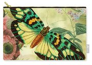 Butterfly Visions-a Carry-all Pouch