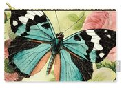 Butterfly Visions-b Carry-all Pouch