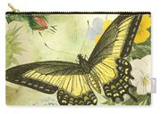 Butterfly Visions-d Carry-all Pouch