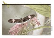 Butterfly Whisper Carry-all Pouch