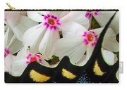 Butterfly Wing And Phlox Carry-all Pouch