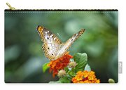 Butterfly Wings Of Sun 2 Carry-all Pouch by Thomas Woolworth