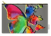 Butterfly World Map 2 Carry-all Pouch