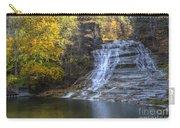 Buttermilk Falls Autumn Carry-all Pouch