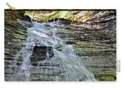 Butternut Falls Carry-all Pouch by Frozen in Time Fine Art Photography