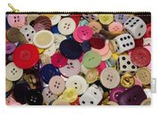 Buttons 678 Carry-all Pouch