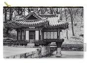 Buyongjeong Pavilion In Secret Garden Carry-all Pouch