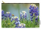 Buzzing The Bluebonnets 01 Carry-all Pouch