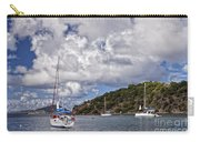 Bvi Clouds Carry-all Pouch