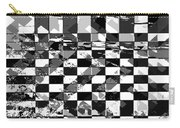 Bw Pattern Carry-all Pouch