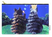 By The Light Of The Silvery Moon Carry-all Pouch