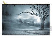 By The Moonlight Carry-all Pouch by Lourry Legarde